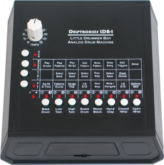 LDB-1 Drum Machine