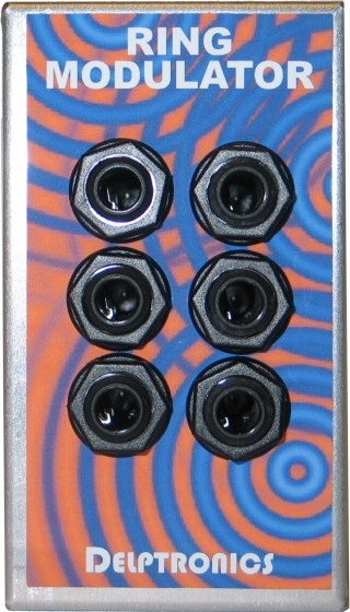 Custom Dual Passive Ring Modulator