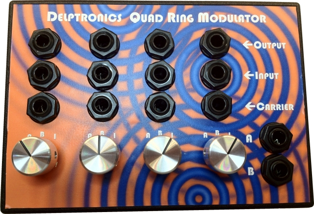 Custom Quad Ring Modulator